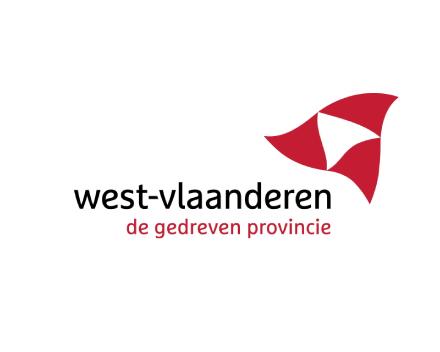 Logo provincie West-Vlaanderen