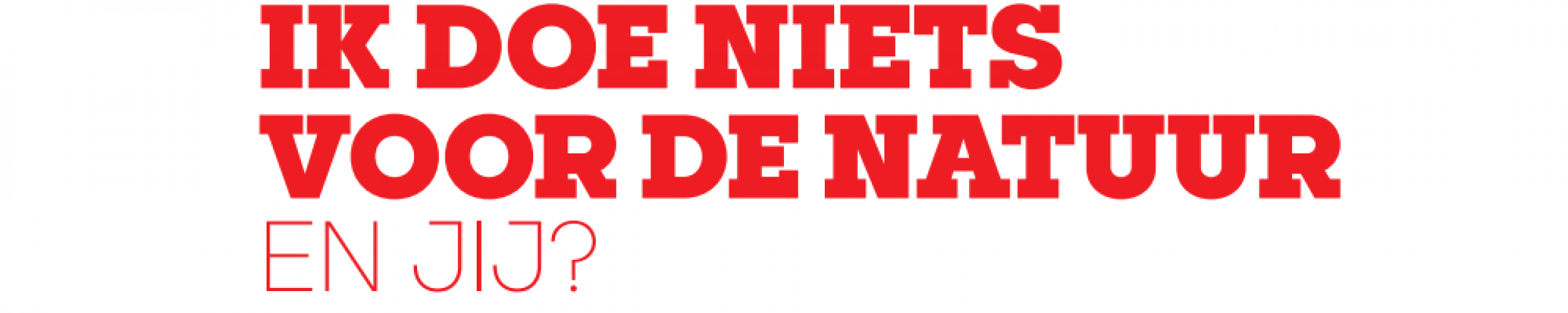Maai Mei Niet #VANRSL