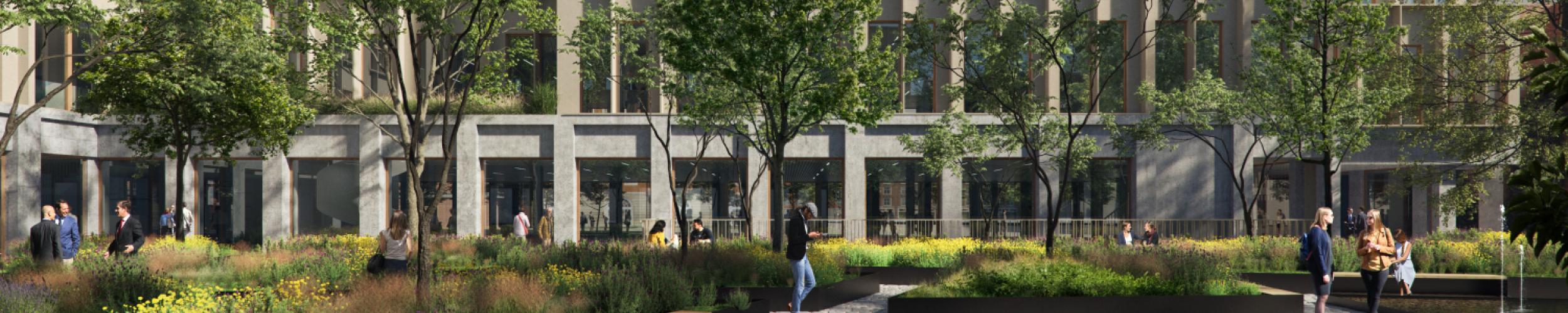 Roeselare bouwt het meest duurzame stadhuis van Vlaanderen